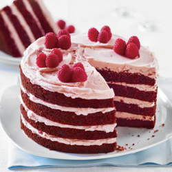 Red Velvet Raspberry Love