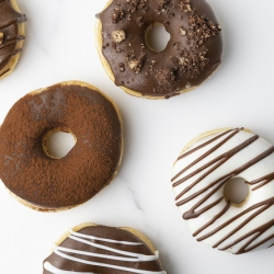 Chocolade Donuts
