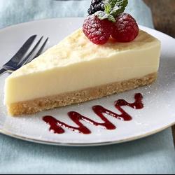 Pannacotta shortcake