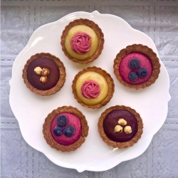 Gluten Free Tartelettes Assortment