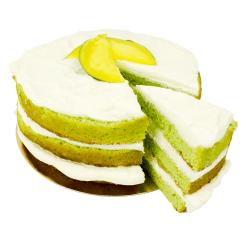Mango Fresh Layer Cake
