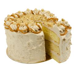 Hazelnut Dream Layer Cake