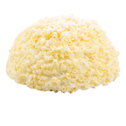 Witte Chocolade Bombe