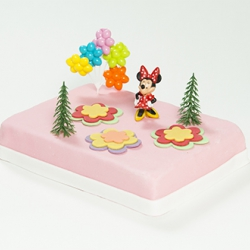 Minnie Mousemarsepeintaart