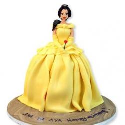 Gele Prinsestaart