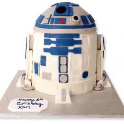 R2D2-taart