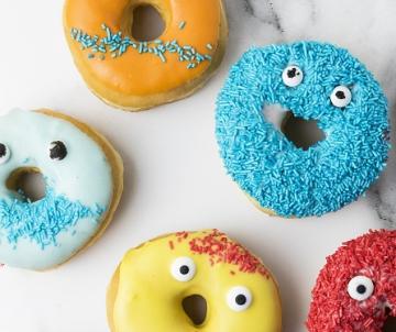 Kinder Donuts