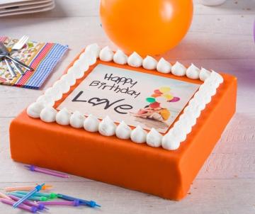 Verjaardagmarsepeintaart
