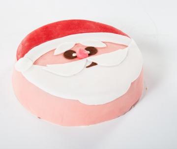 Kerstmantaart