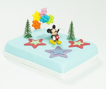 Mickey Mousemarsepeintaart