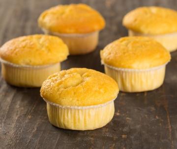 Citroenkwarkmuffins
