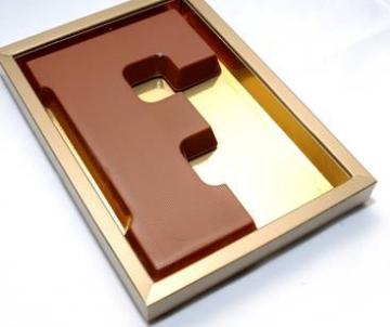 Chocoladeletter Liquor 43