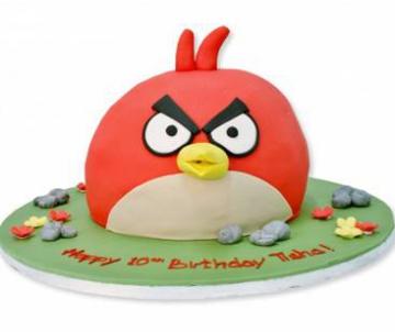 Angry Birdstaart