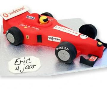 Formule 1-taart