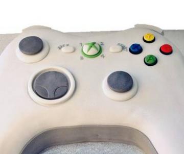 Game Consoletaart