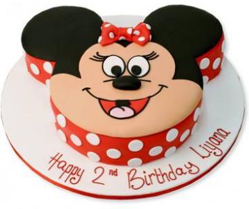 Minnie Mousetaart