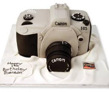 Canon Camerataart