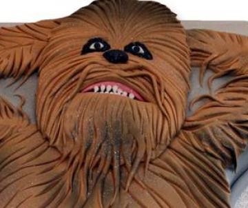 Chewbaccataart