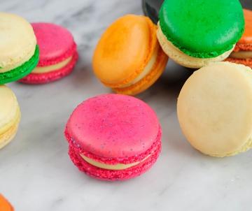 Assortiment Macarons