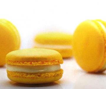 Citroen Macarons